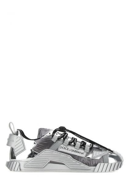 Silver NS1 sneakers