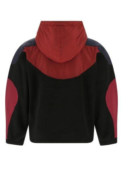 Multicolor polyester Mantsyh oversize sweatshirt