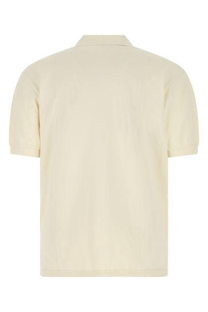 Sand piquet Anafiko polo shirt
