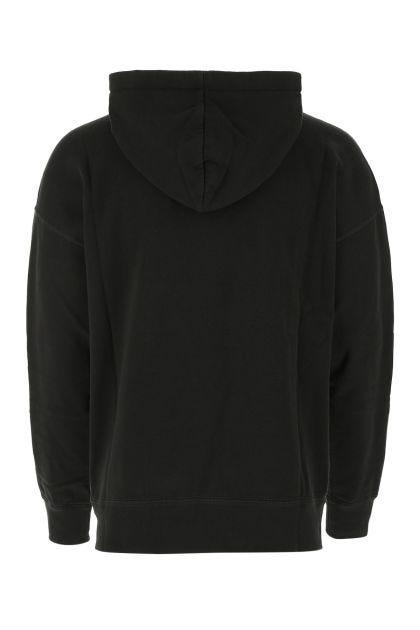 Black cotton Miley sweatshirt