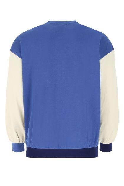 Multicolor piquet Aftone sweatshirt