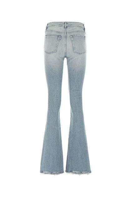 Stretch denim Farrah jeans
