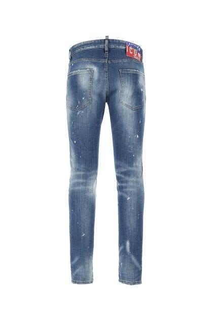 Stretch denim Cool Guy jeans