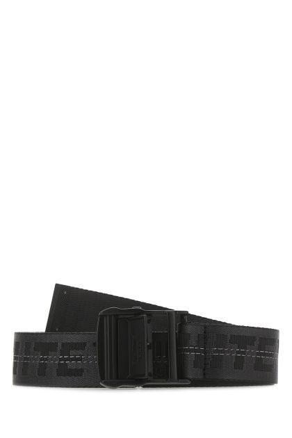 Black nylon blend Industrial belt