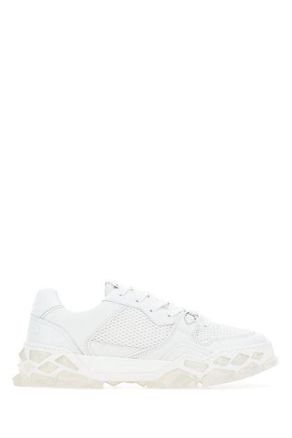 White Diamond X Trainer sneakers