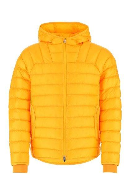 Yellow 2 Moncler 1952 down jacket