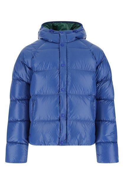 Blue 2 Moncler 1952 down jacket