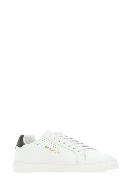 White leather New Tennis sneakers