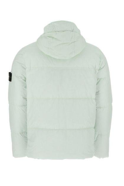 Ice nylon down jacket