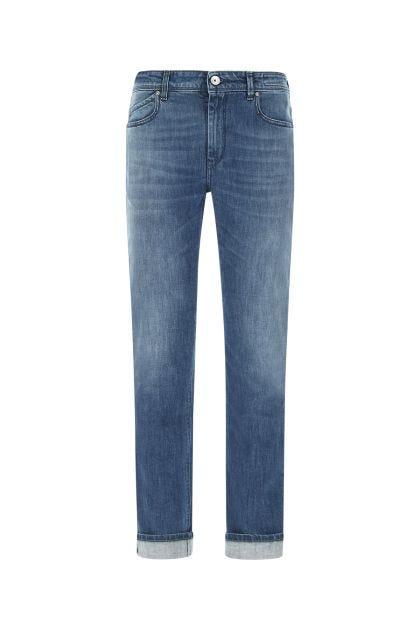 Blue denim stretch Rubens jeans