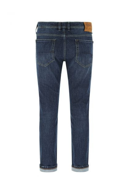 Blue stretch denim Andy jeans