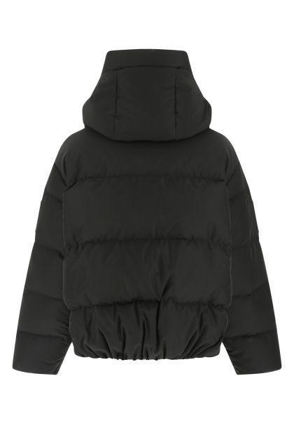 Black polyester New Cloud Giada down jacket