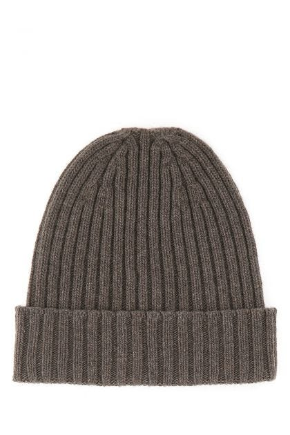 Cappuccino 4 Moncler Hike beanie hat