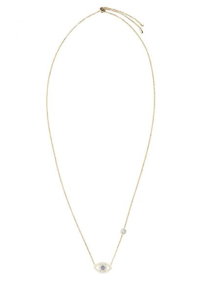 925 silver Lucky Eye necklace