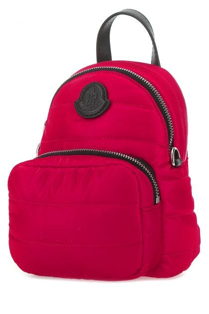 Tyrian purple polyester small Kilia backpack