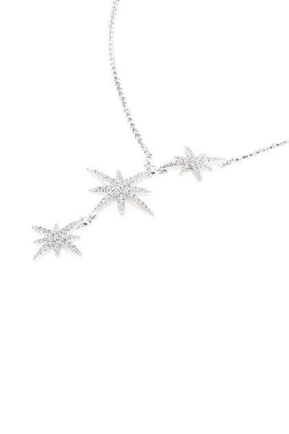 925 silver Meteorites necklace
