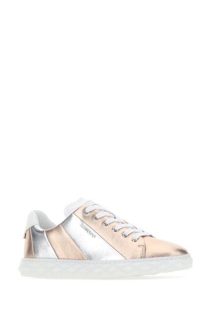 Multicolor leather Diamond Light sneakers