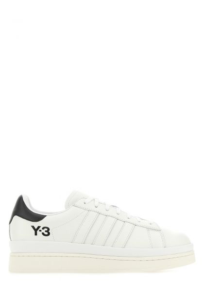 White leather Hicho sneakers
