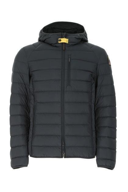 Slate polyester Last Minute down jacket