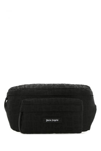 Black polyester Fanny belt bag