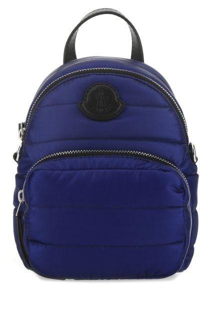 Blue nylon small Kilia backpack
