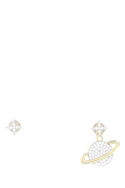 925 silver Planet earrings