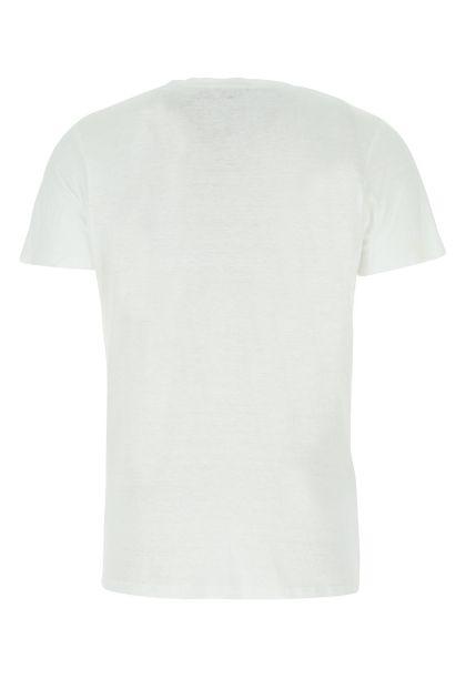 White linen Karman t-shirt