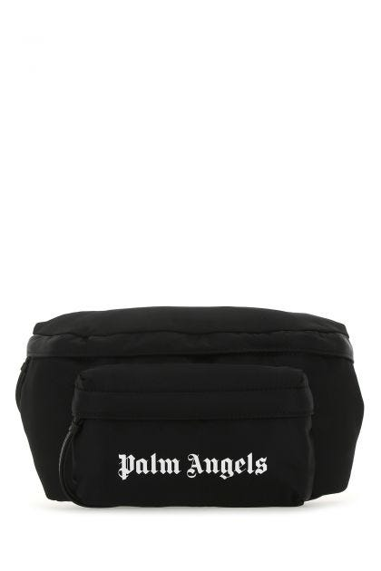 Black nylon Essential Fanny belt bag