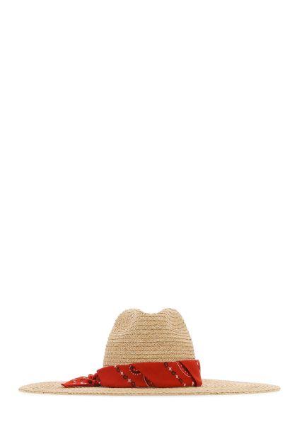 Straw Sant'Antonio hat