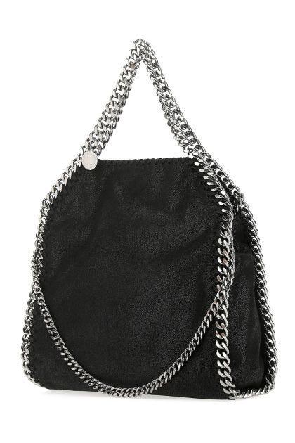 Black shaggy dear mini Falabella handbag