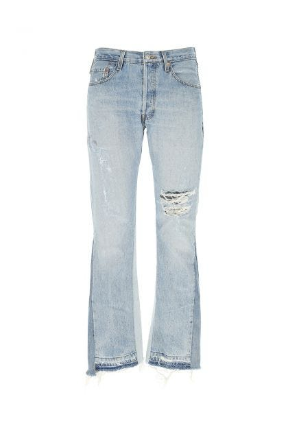 Light blue denim La Fare jeans