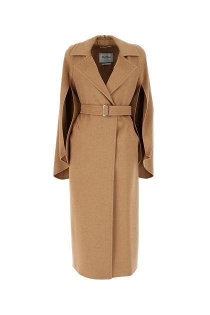 Biscuits wool Milano coat