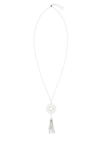 925 silver Vintage Style Fringe necklace